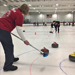 SSCC Sunday curling