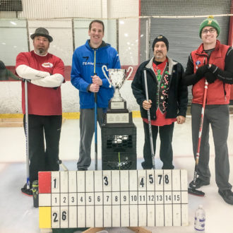 2016 Broom & Button Cup Finals