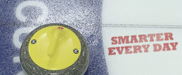 The Controversial Physics of Curling